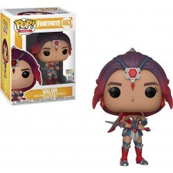 Funko 36025 Pop Games Fortnite S2  Valor