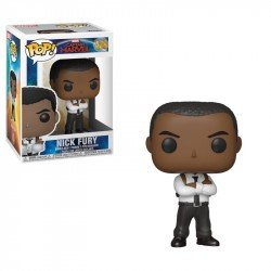 FUNKO POP MARVEL: CAPTAIN MARVEL - NICK FURY