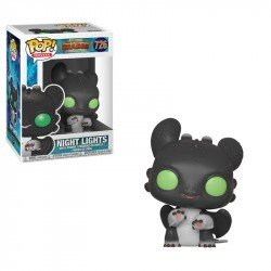 FUNKO POP MOVIES: CÓMO ENTRENAR A TU DRAGON 3 - NIGHT LIGHT (1)