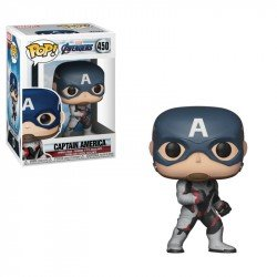 FUNKO POP AVENGERS -CAPTAIN AMERICA