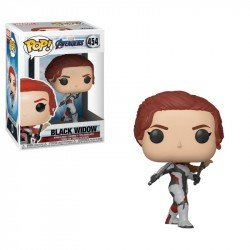 FUNKO POP AVENGERS - BLACK WIDOW