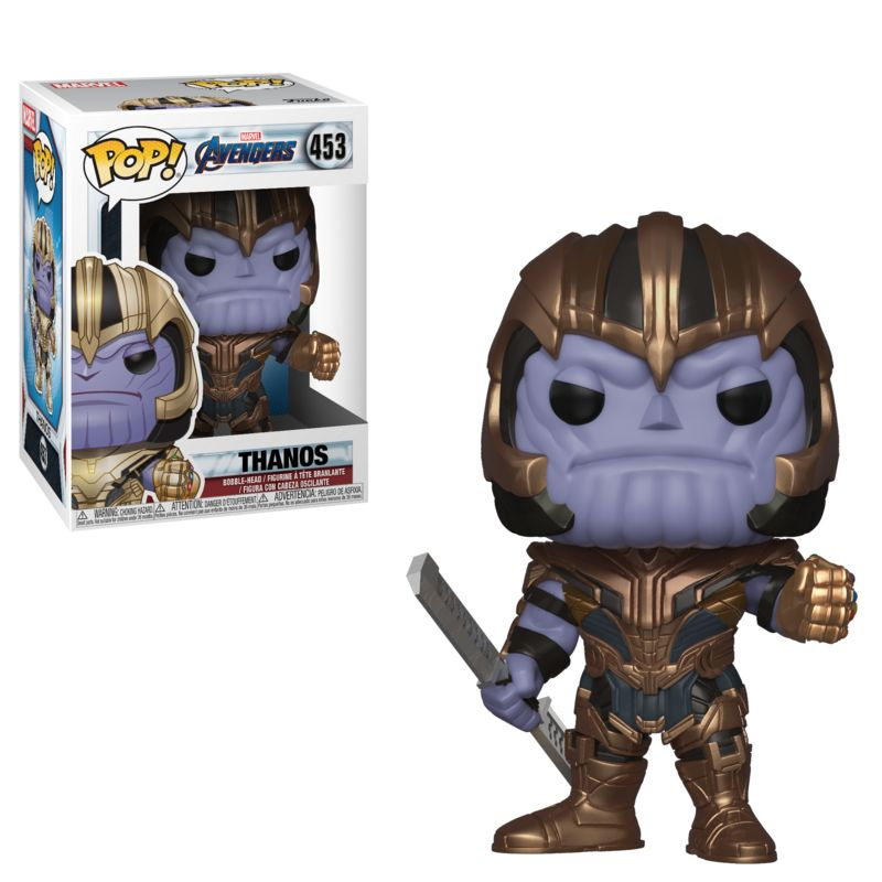 Funko Pop Avengers Thanos Juguetron