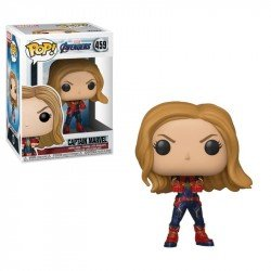 FUNKO POP AVENGERS - CAPTAIN MARVEL