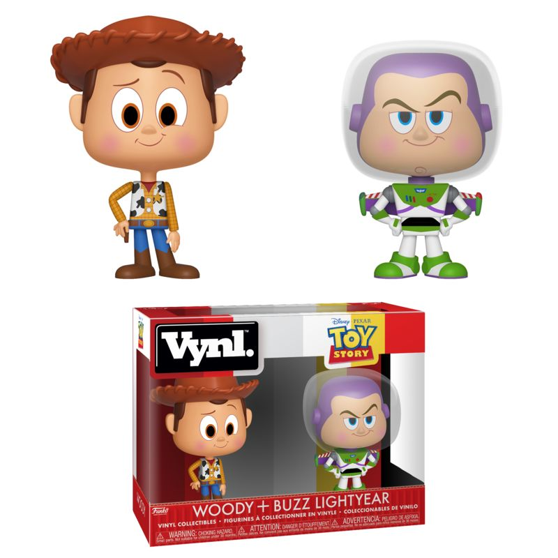 Funko Pop Toy Story Woody Y Buzz Juguetron
