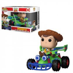 FUNKO POP TOY STORY: WOODY WITH RC