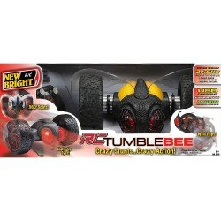 RADIO CONTROL  TUMBLE BEE DE 10