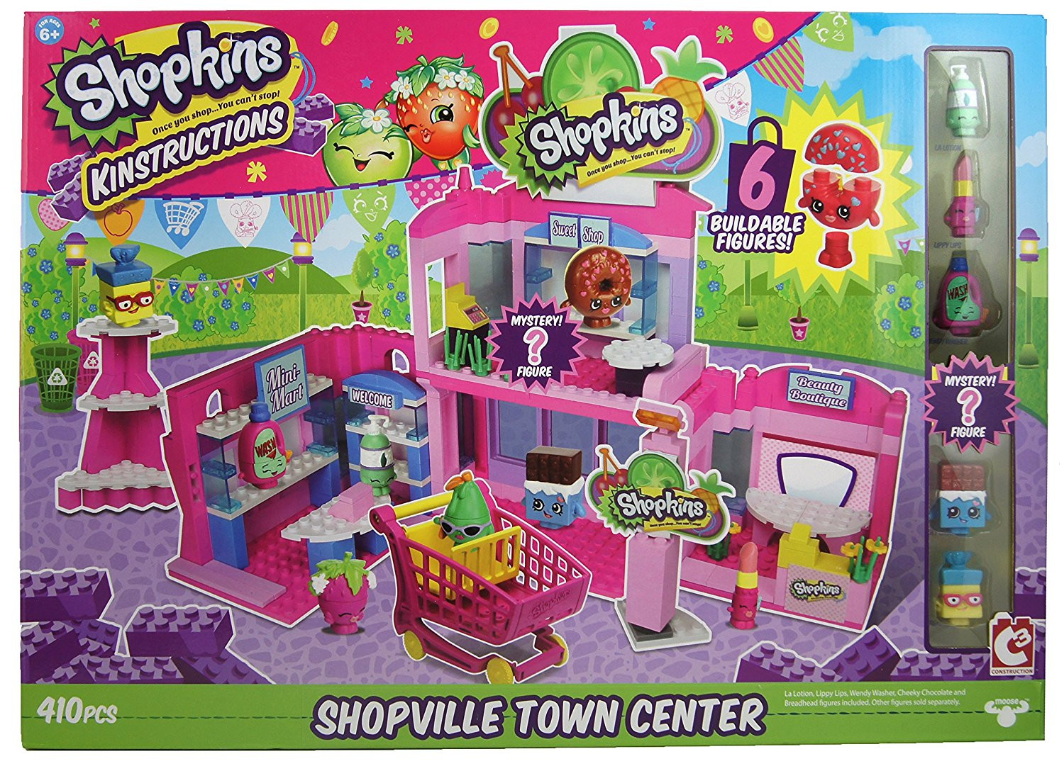 SHOPKINS SUPERMERCADO DE LUJO
