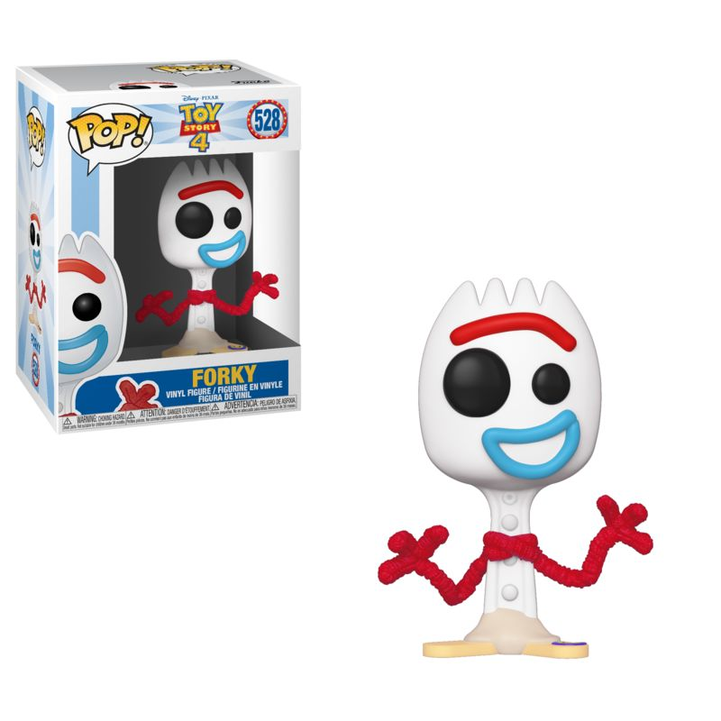 Funko Pop Toy Story Forky Juguetron