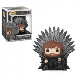 FUNKO POP DELUXE: GOT S10 - TYRION SITTING ON IRON THRON