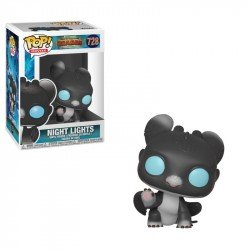 FUNKO POP MOVIES: CÓMO ENTRENAR A TU DRAGON 3 - NIGHT LIGHT (3)