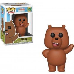 Funko POP! Animation: We Bare Bears Grizzly 37771