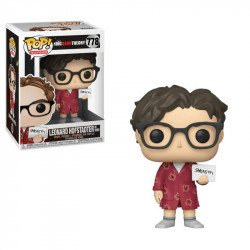 FUNKO  POP TV  BIG BANG THEORY S2   LEONARD