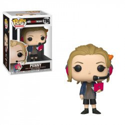 FUNKO  POP TV  BIG BANG THEORY S2   PENNY
