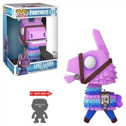"Pop Games: Fortnite S3 - 10"" Loot Llama"