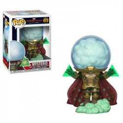 FUNKO  POP  SPIDERMAN   MYSTERIO