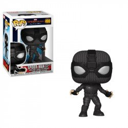 FUNKO  POP  SPIDERMAN    SPIDER MAN  STEALTH SUIT