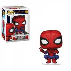 FUNKO  POP  SPIDERMAN   SPIDER MAN  HERO SUIT