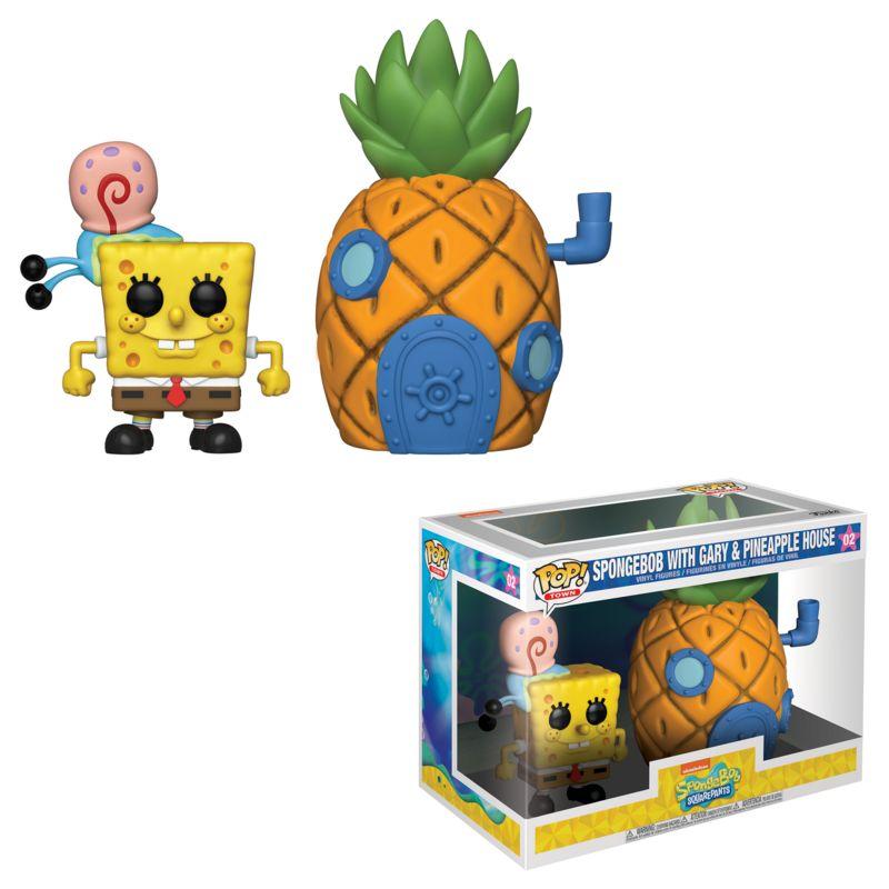 POP Town: SB S3 - Spongebob w/ Pineapple