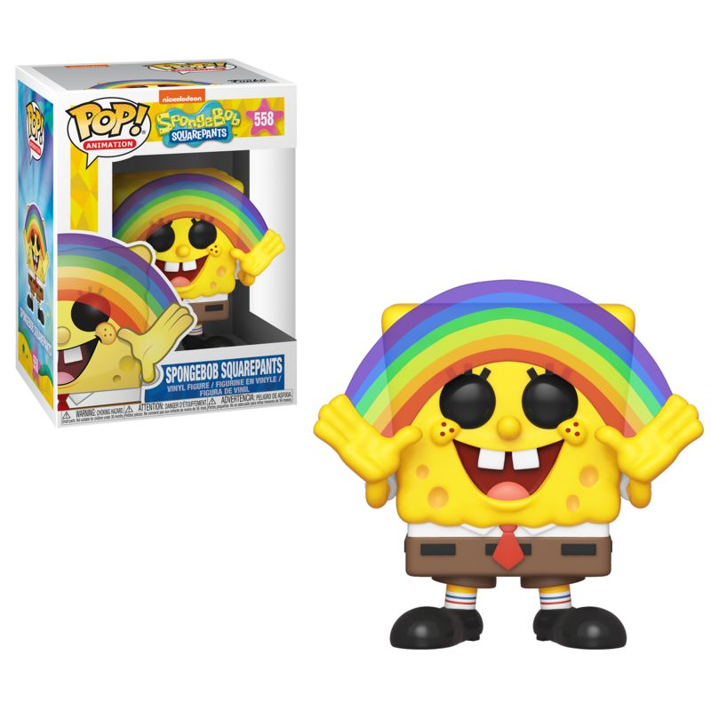 Pop Animation: SB S3 - Spongebob - Rainbow