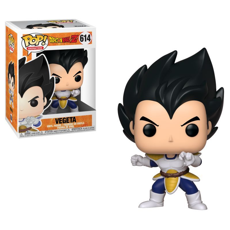 POP Animation: DBZ S6 - Vegeta