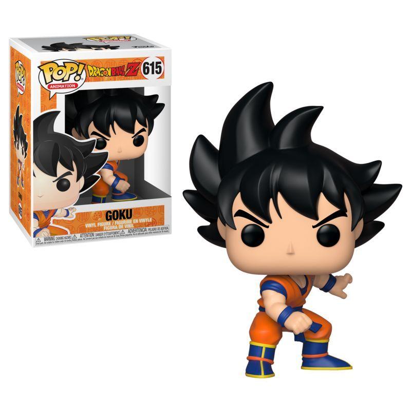 POP Animation: DBZ S6 - Goku
