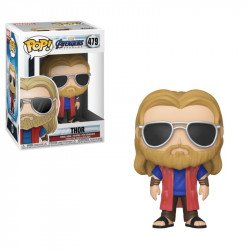 FUNKO  POP MARVEL  AVENGERS ENDGAME  THOR  CASUAL