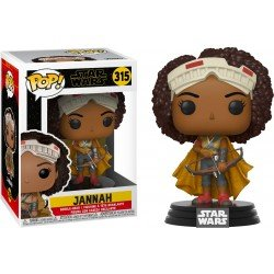 Funko 39884 Pop Star Wars Rise Of Skywalker  Jannah