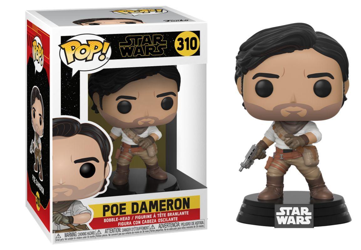 Funko 39891 Pop Star Wars Rise Of Skywalker  Poe Dameron