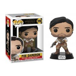Funko 39891 Pop Star Wars Rise Of Skywalker  Poe Dameron