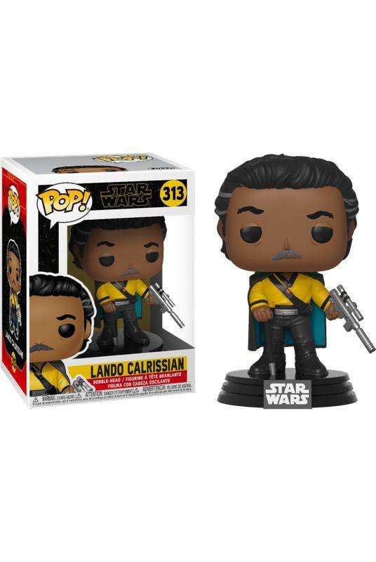 Funko 39892 Pop Star Wars Rise Of Skywalker Lando Calrissian