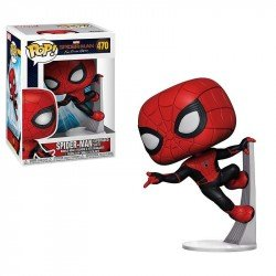 POP: Spiderman - Spider-Man (Upgraded Suit)