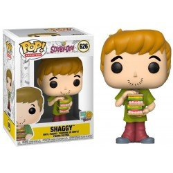 Funko 39949 Pop Animation Scooby Doo Shaggy W  Sandwich