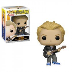 Funko 40087 Pop Rocks  The Police  Sting