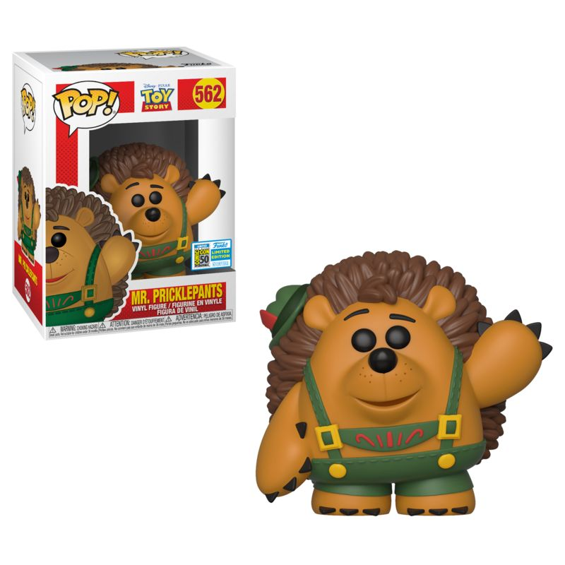 FUNKO Toy Story - Mr. Pricklepants