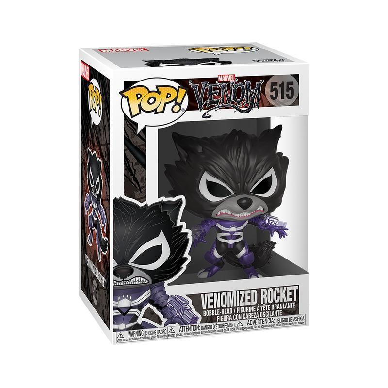 Pop Marvel: Marvel Venom - Rocket Racoon