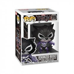 Pop Marvel: Marvel Venom - Rocket Racoon