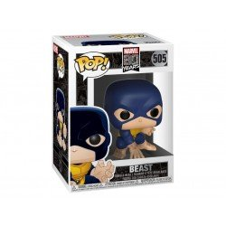 Funko 40716 Pop Marvel 80Th  First Appearance  Beast