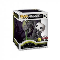 Funko 40870 Movie Moment Nbc  Jack Skellington In Fountain