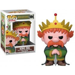 Funko 40879 Pop Animation Disenchantment King Zog