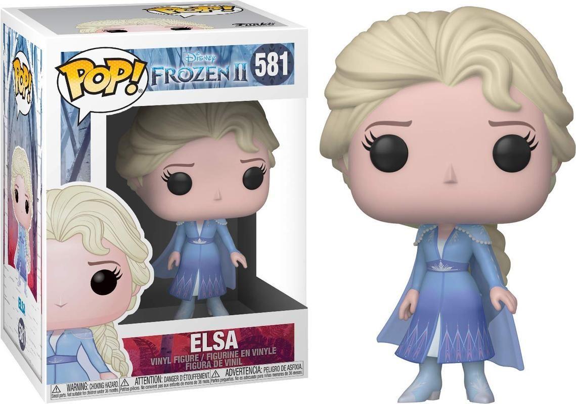 Funko 40884 Pop Disney: Frozen 2 - Elsa