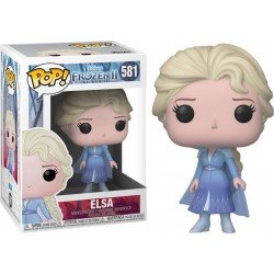 Funko 40884 Pop Disney: Frozen 2 - Elsa
