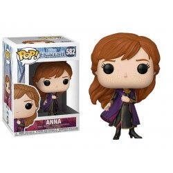 Funko 40886 Pop Disney: Frozen 2 - Anna