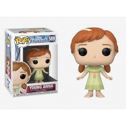 Funko 40889 Pop Disney: Frozen 2 - Young Anna