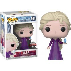 Funko 40892 Pop Disney: Frozen 2 - Elsa (Nightgown)
