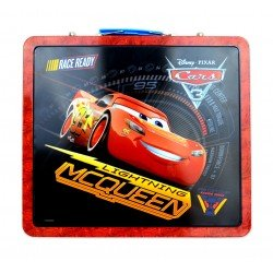 MALETIN METALICO CARS 3