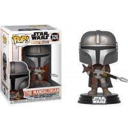 Funko POP! Star Wars: Mandalorian  The Mandalorian 42062