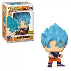 Funko 42082 Pop Animation: Dbs - Ssgss Goku