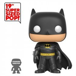 "Funko 42122 Pop Heroes: Dc- 19"" Batman"