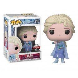Funko 42134 Pop Disney: Elsa With Salamander