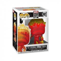 POP Marvel: 80th - First Appearance - Human Torch